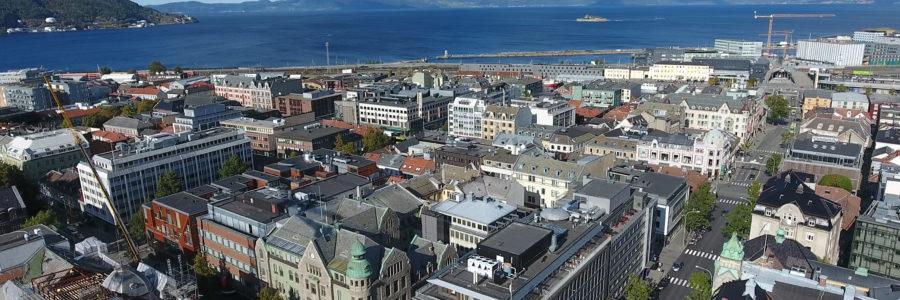 Næringseiendom i Midt-Norge
